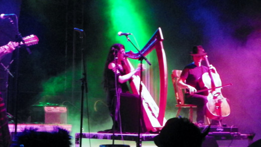 Music magic as Ireland comes to Eugene.