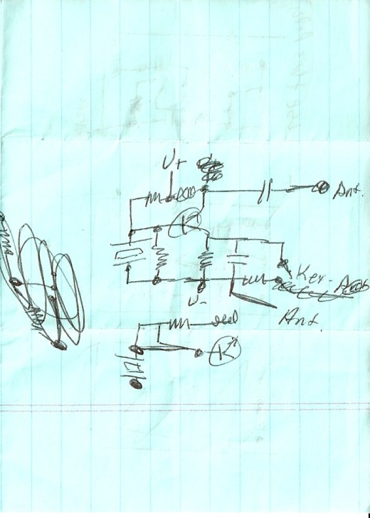 Even a sketch on a scrap of paper is better than nothing when it comes to instructions for a DIY project.