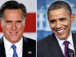 At this point, who are you voting for?  Romney or Obama?