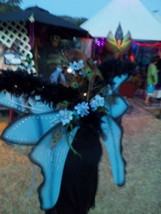 My fantastic fairie.