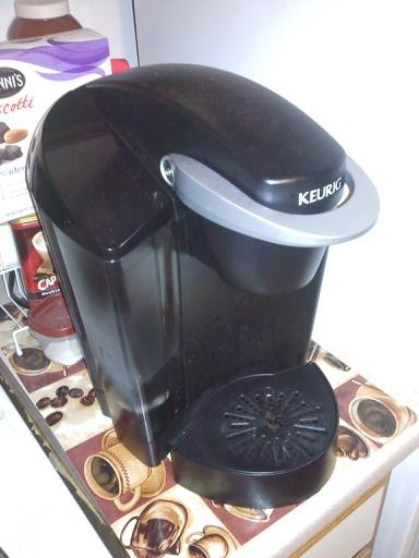 Though my coffee maker is a Keurig, there are many different brands that will work with these methods.