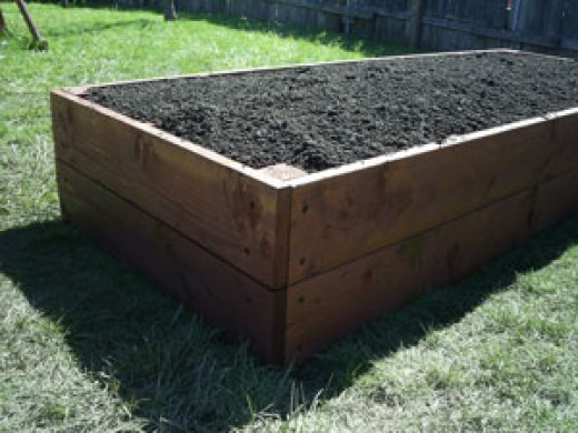 Vegetable gardening advice and tips hubpages for Above ground vegetable garden