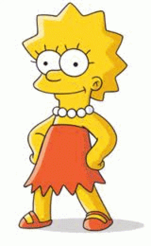 Lisa Simpson - Aspergers girl?