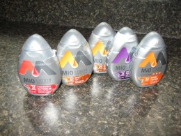 Read my product reviews for Mio drink mix.
