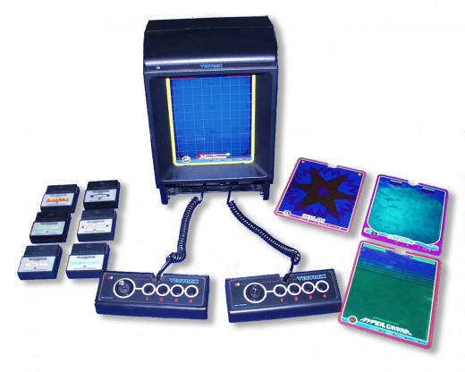 Vectrex - My first video game system!