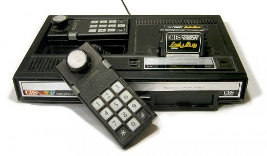 Colecovision - Another favorite from back in the day!