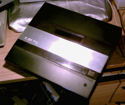 Atari 5200 - A good try to improve on the 2600!