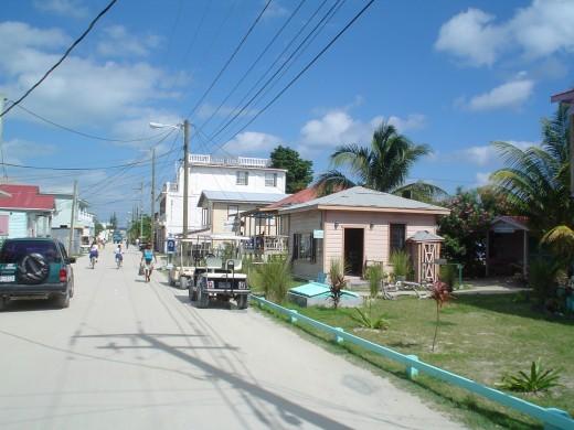 Caye Caulker, Belize, Belize