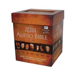 The Word of Promise Audio Bible: Listen Online for Free