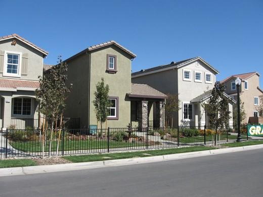 Model homes in Sacramento, CA
