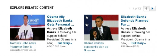 Obvious examples of media bias.