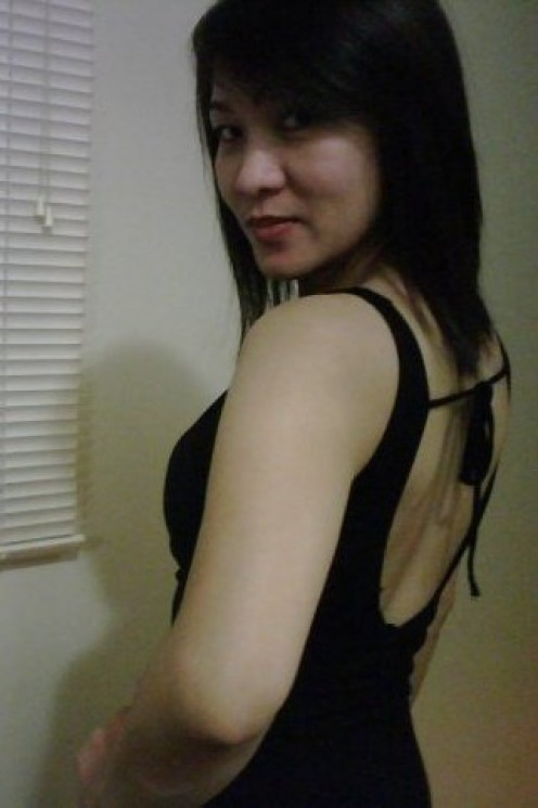 The wicked black dress~
