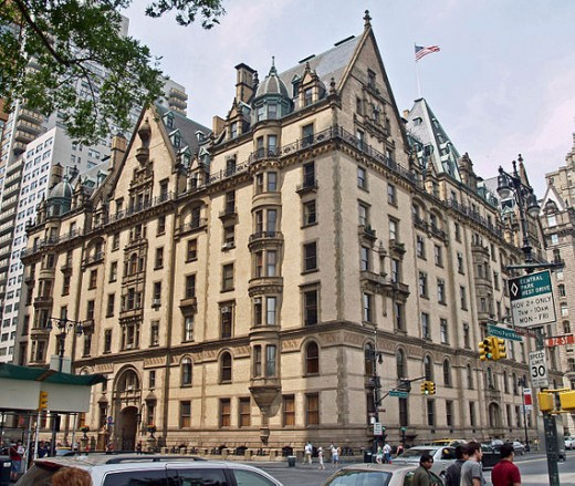 """The Dakota"" - House of John Lennon"