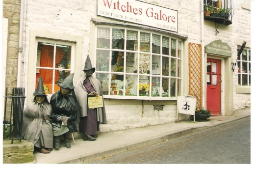 witches galore shop