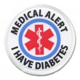 Medical alert  for diabetes