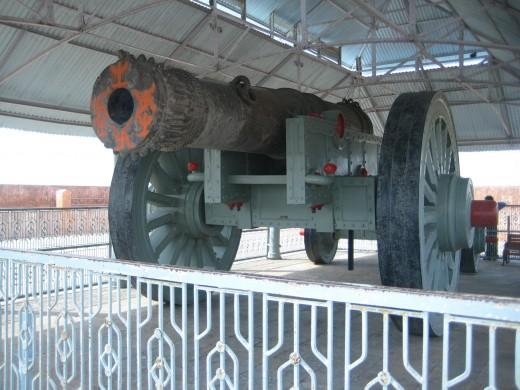 Jaiwan cannon