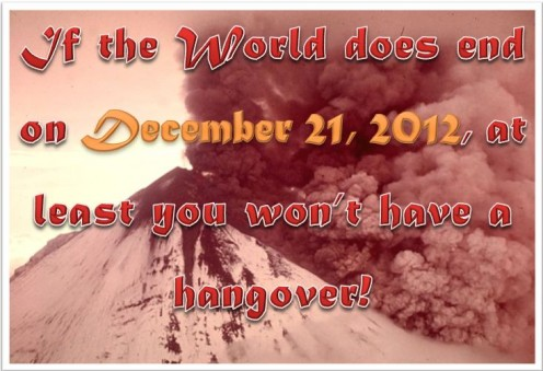 End of the World Party Ideas