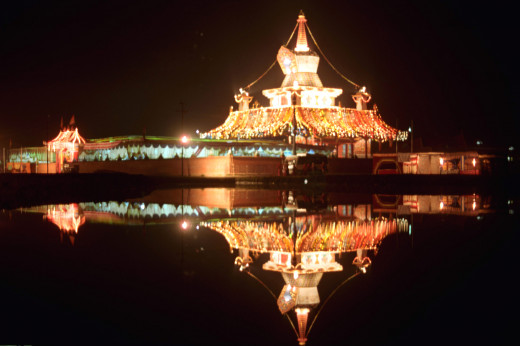 Tara Temple, Lumbini