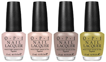 OPI My Very First Knockwurst, Don't Pretzel My Buttons, Berlin There Done That, Don't Talk Bach To Me