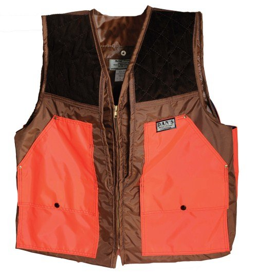 briar proof hunting vest