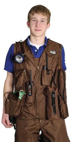 Summer Hunters Vest