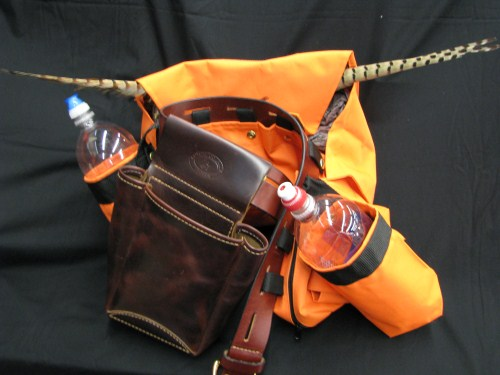 Pro Hunters belt with game bag