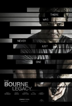 The Bourne Legacy takes a good while to get going and doesn't quite stack up against the first three