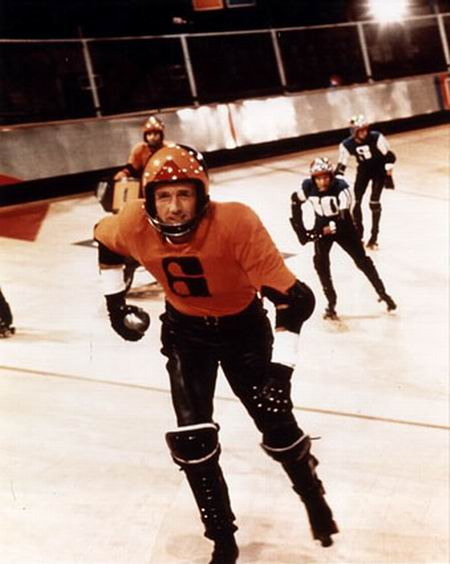 James Caan in Rollerball (1975)