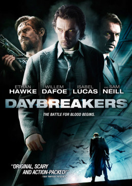 Daybreakers (2009) poster