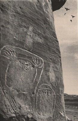 Wyoming petroglyphs
