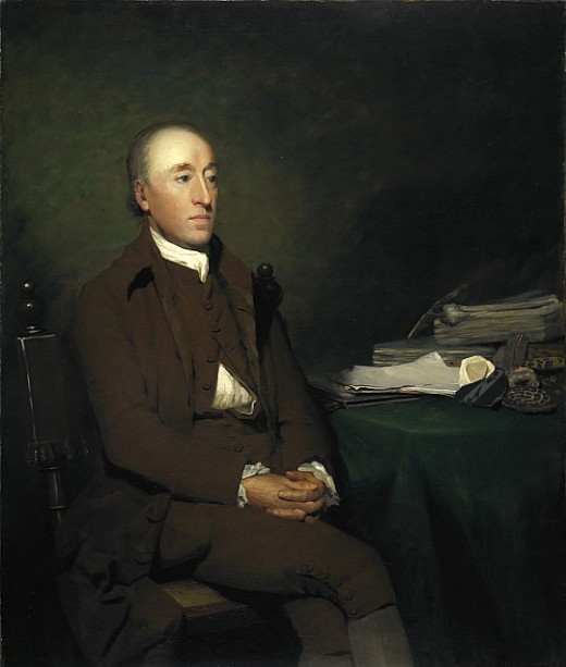 James Hutton, Scottish naturalist and founder of uniformitarianism
