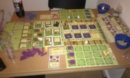 Agricola - One of the Top Rated Board Games