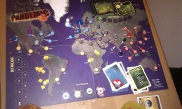 Pandemic - Another good 'gateway' Board Game to get you started on the hobby