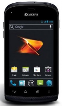 Kyocera Hydro with Android 4.0