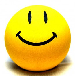 A smile is the most important part of a nursing aide's uniform.