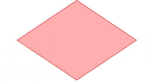 How to Calculate the Area of a Rhombus | hubpages