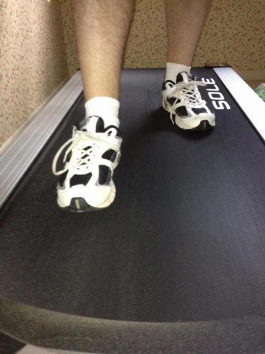 Running on a treadmill offers less impact to your joints.