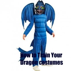Dreamworks Dragon Costumes