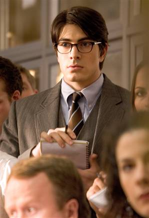 Superman Three Step Guide to Self Improvement - Step 1: Clark Kent