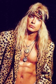 """Bret Michaels first came to Hollywood and moved next door to me! I used to make breakfast for them & let them use my phone. I got Bret his first film gig and charged him and his band $1 to be in the movie """"Heart Breakers"""" with Peter Coyote, 1984!"""