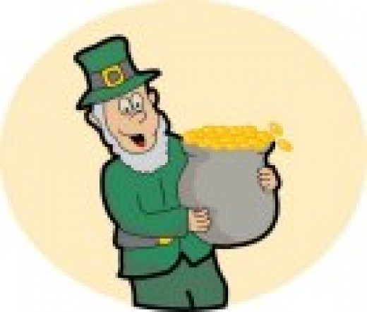 Leprechauns are one of the more tricky of the wee folk.