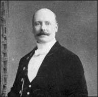 "Charles Dawson, Piltdown Man's ""discoverer."""