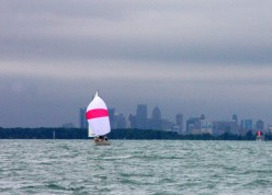 Grosse Pointe YC Regatta, August 11, 2012