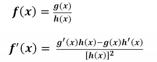 quotient rule formula - DriverLayer Search Engine