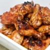 Crockpot Sticky Wings