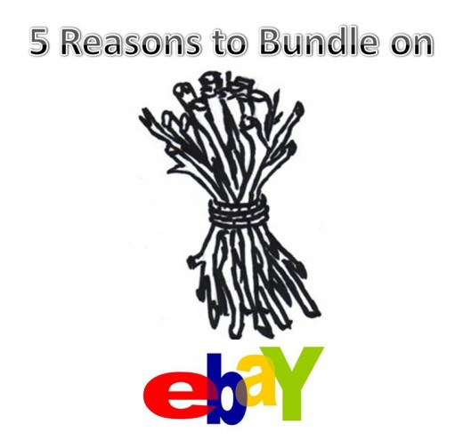 Learn to bundle on Ebay to make yourself a bundle in your bank account.