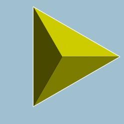 Larry's Tetrahedron Puzzle