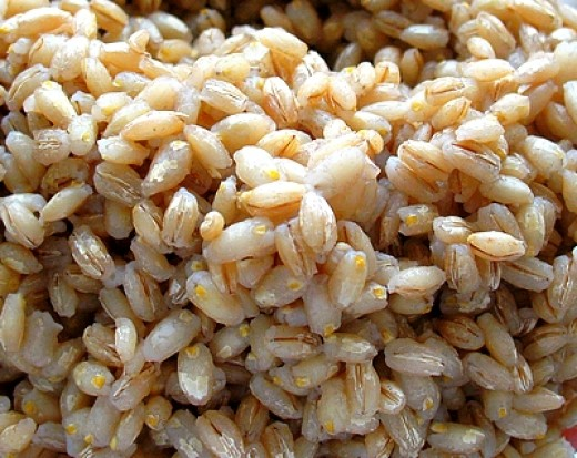 Though seldom used, Barley has many health benefits due to its outstanding nutrient content.