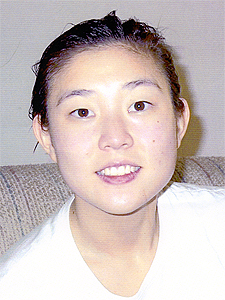 Rebecca Park's body was found raped, beaten and strangled in Fairmount Park in 2003