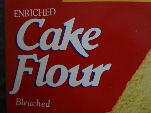 Make sure you use cake flour.